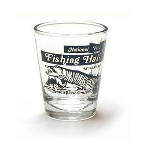 Hall of Fame Clear Shot Glass