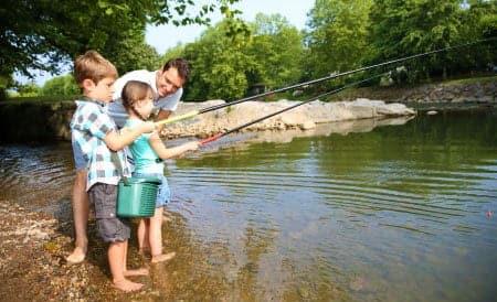 """Take a Kid Fishin"""