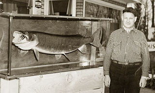 Real World Record Musky