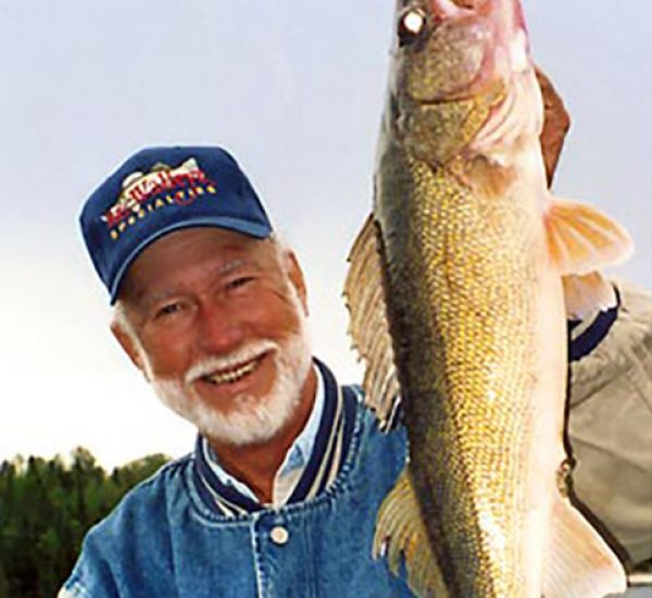 Gary Roach – Mr. Walleye